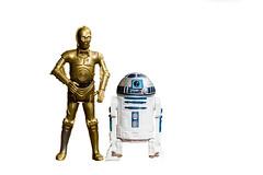 c3po and r2d2 (timp37) Tags: droids toys star wars c3po r2d2