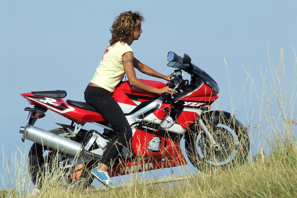 The world 39 s most recently posted photos of woman and for Yamaha motorcycles for women