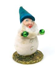 Merry Christmas (altfelix11) Tags: figurine figure elf christmaself christmas creepy madeinjapan vintage collectible collecable