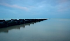 To Infinity (hall1705) Tags: toinfinity pipe wastepipe westsussex water lancing longexposure reflection d3200 structure