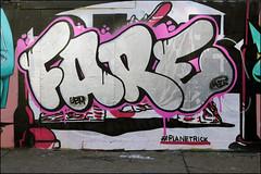 Fare (Alex Ellison) Tags: fare cbm eastlondon urban graffiti graff boobs hackneywick hw