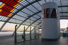 Koffiekamer Ruimzicht (Tim Boric) Tags: amsterdam centraal busstation ijsei chauffeursverblijf personeelsverblijf driversroom ij