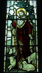 Good Shepherd (Aidan McRae Thomson) Tags: church window stainedglass warwickshire powells strettononfosse