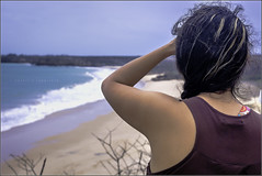 PLAYA ROSADA 31 (patriciosarmiento) Tags: family sea sky costa color love beach mar photo ecuador photos bluesky playa salinas photograph cielo santaelena vacations cuenca pinkbeach azuay skyporn patriciosarmiento allyouneedisecuador