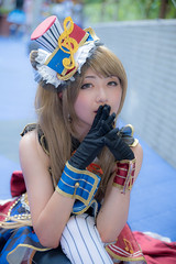 2015 / World Cosplay Summit 2015 (hobby_blog) Tags: game anime comic cosplay nagoya oasis21       wcs    worldcosplaysummit 21 wcs2015