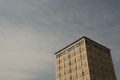 Welcome Back (Isaac Tovar) Tags: sky building architecture canon campus cu colorado university boulder eosrebel t4i