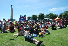 """Plymouth Pride 2015 - Plymouth Hoe -dp • <a style=""""font-size:0.8em;"""" href=""""http://www.flickr.com/photos/66700933@N06/20637123201/"""" target=""""_blank"""">View on Flickr</a>"""