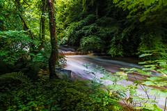 IMG_5221 (Ian McDonald Photography) Tags: water river scotland countryside waterfall long exposure scenic glen lynn dalry ayrshire