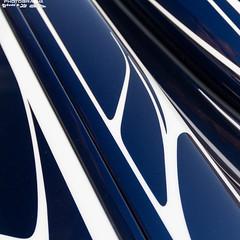 Or Blanc - Vitesse #001 (Slybreton) Tags: blue white speed or montecarlo monaco carlo monte bugatti blanc 001 veyron vitesse carspotting orblanc