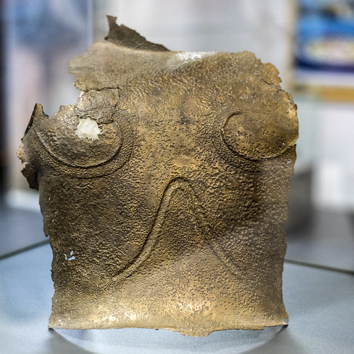 Bronze bell cuirass from Turnichene