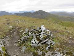 Creag Mhor view back from Stob an Fhir-Bhogha (ancanchaWH) Tags: highlands walk mhor beinn creag heasgarnich