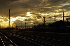 Train station II