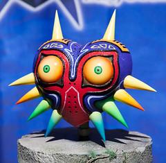 Majora's Mask (uncle_shoggoth) Tags: mask expo arcade convention penny zelda con pennyarcadeexpo majorasmask majoras