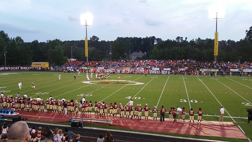 "Brookwood Vs. Parkview Sept 11, 2015 • <a style=""font-size:0.8em;"" href=""http://www.flickr.com/photos/134567481@N04/21149193950/"" target=""_blank"">View on Flickr</a>"