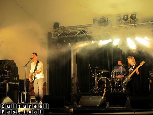 Cultureel Festival Baarn - The Black Veins