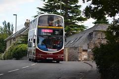 768 (Callum's Buses & Stuff) Tags: bus buses volvo edinburgh gemini lothian mader bonnyrigg madder lothianbuses edinburghbus b7tl madderandwhite madderwhite