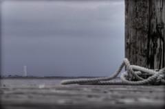 Bjarred Bay (k.tusnio) Tags: sea sky pier nikon sweden rope calatrava torso malm hdr turning malmo bjrred skane bjarred