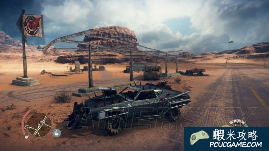 瘋狂麥斯 Mad Max最後一個輪胎部件解鎖地點 最後一個輪胎部件在哪