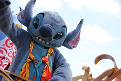There's a Party Going On! (MediumHero6) Tags: face orlando mine stitch florida character parks disney wdw liloandstitch waltdisneyworld mk magickingdom mainstreetusa misi disneyparks facecharacter furcharacter moveitshakeitdanceandplayit