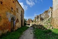 Poggioreale, Sicily, October 2015 093 (tango-) Tags: italien italy italia italie sicilia belice sizilien sicilie belicevalleyearthquake rovinepoggioreale
