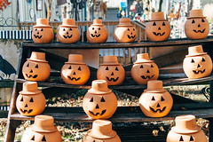 Jack-o-lanterns (Eric Dockter) Tags: pumpkin nashville jackolantern browncounty chocolatewalk