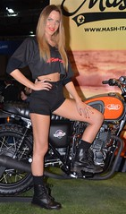 Eicma 2015 Model (192) (Pier Romano) Tags: girls woman sexy beautiful models babe cycle salone blonde moto donne motor hostess bellezza ciclo esposizione ragazze bionda modelle eicma