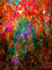 Tunnel of Love (flynryon) Tags: art texture mike mobile digital portraits landscapes flickr artist canvas glaze adobe kansas shape figures impressionist fingerpaint ryon iphone artstudio scumble mashablecom fingerpaintedit flynryon iamda ipainter beesparkt paintbookca beesflite beesparkt:week=57