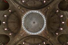 glise du Saint-Esprit, Paris (Xavier de Jaurguiberry) Tags: paris france church architecture ledefrance architect glise architecte zenital saintesprit frogseyeview znithal paultournon glisedusaintesprit