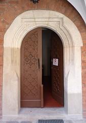Krakov, univerzita (9) (ladabar) Tags: doorway portal krakw cracow cracovia krakau krakov dvee portl