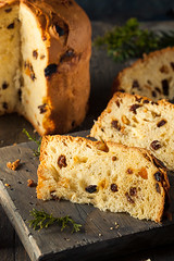 Homemade Christmas Even Panettone Bread (brent.hofacker) Tags: christmas xmas italy food orange white holiday milan cooking cake fruit festive bread dessert cuisine healthy italian december sweet chocolate background traditional rustic decoration culture tasty fresh sugar celebration delicious slice bakery pastry merry sliced tradition fruitcake raisin indulgence baked panetone candied panettone