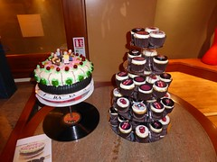 Rolling Stones Let It Bleed (Victorious_Sponge) Tags: birthday cake stones it bleed let rolling