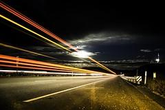 Paradox Beams (PhotonLab) Tags: longexposure lightpainting night clouds lights lowlight sony nightsky lighttrails nightscene beams paradox
