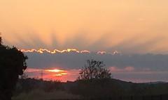 Le soleil joue  cache-cache avec les nuages (karine_avec_1_k) Tags: autumn automne nuage cloud cachecache sun soleil