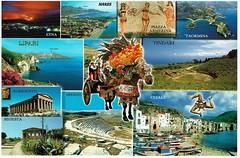 Italy0889 (sarahamina) Tags: sarahamina postal postcard postkaart postkarte postcrossing post poste posta postkarta postale postcards postkarten postales kaart karte karten carta cartapostal card cartolina carte cartapostale cartepostal cartas cartepostale cards cartaspostales italien italie italia italy italiy itali