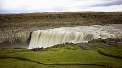 Dettifoss Waterfall . Iceland (Ste Cube) Tags: dettifoss waterfall cascata cascatapigrandedeuropa stecube panorama view longexposure lungaesposizione iceland islanda