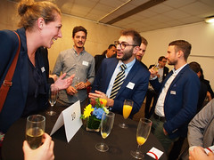 20-10-16 Cross Chamber Young Professionals Networking Night IV - PA200196
