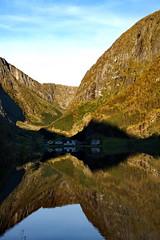 Stille Hopsvatn -|- Very serene lake (erlingsi) Tags: hope hopsvatnet haugsvr noreg norway reflection norwegen spiegel spegling landscape