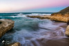 La caletta (lulo92) Tags: caletta mare sea santo stefano sky cielo tramonto sunset seascape landascpe landascapes samyang longexpositure lungaesposizione red yelllow