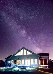 MilkyWay (Van Barth) Tags: milkyway stars night sky longexposure purple rural