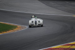 Jaguar XK 120 (livadev) Tags: motorsport fia masters touring cars racing race historic vintage 50s fifties auto sport track francorchamps spa jaguar xk 120
