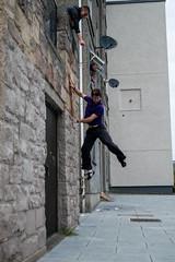 PK Dump (18 of 123) (garveypk) Tags: abstract edinburgh freerunning jumps pk parkour rompr splittoning boxjump creative lighting macro monchrome oxford perspective splittone waterbottle