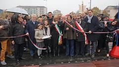 Inaugurazione del ponte Meier ad Alessandria 4