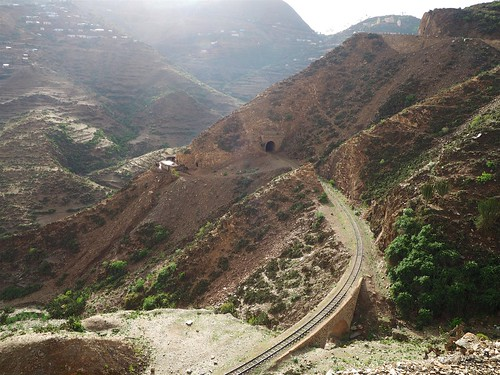 On the main road from Asmara to Massawa