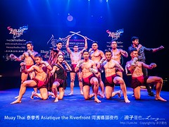 Muay Thai  Asiatique the Riverfront  35 (slan0218) Tags: muay thai  asiatique riverfront  35