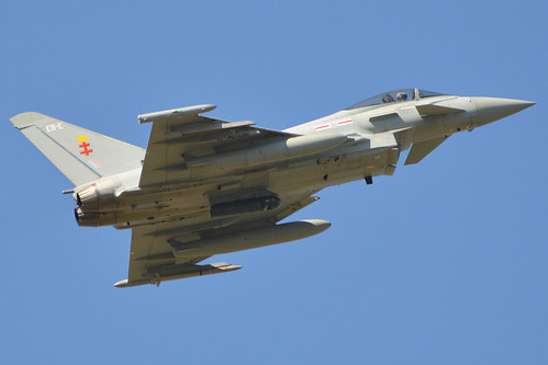 Eurofighter Typhoon FGR.4 'ZK339 / EB-E'