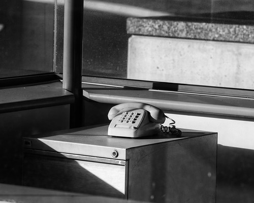waiting for the call