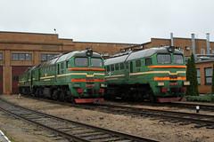 2M62-1146 Dauguvpils, 05/10/16 (Richard.A.Jones Railways) Tags: 2m62
