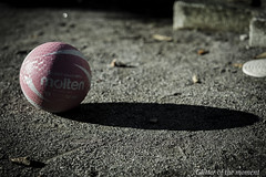 2016 11 12 - 144036 0 Canon EOS 6D (Illusion of light and shadow) Tags: sigma85mmf14ex canon eos 6d sunlight depthoffield autumn shadow volleyball twilight