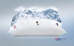 Carlos atelier2 - Aventra (Carlos Atelier2) Tags: carlos atelier2 travesseiro gelo neve azul aventura radical