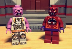 Which Parasite? (LordAllo) Tags: lego dc parasite superman suicide squad